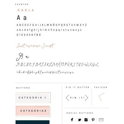Blog kit_minimal_content