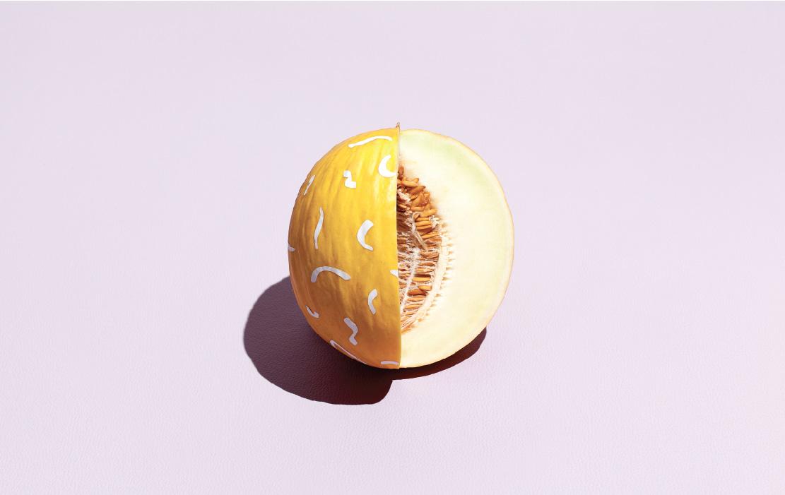 mb - logo melon