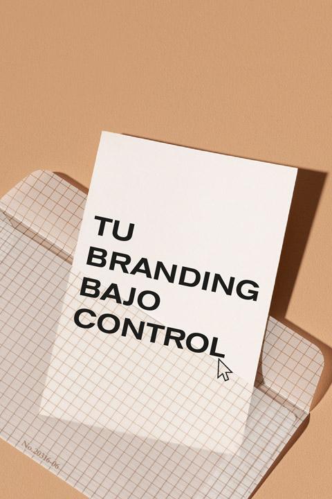 Tu Branding bajo control